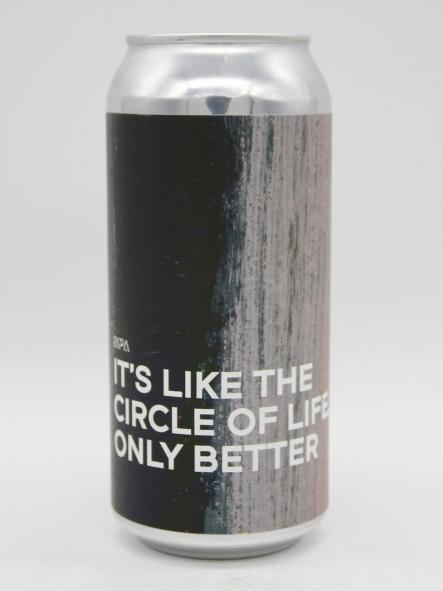 BOUNDARY - IT'S LIKE THE CIRCLE OF LIFE ONLY BETTER 44cl