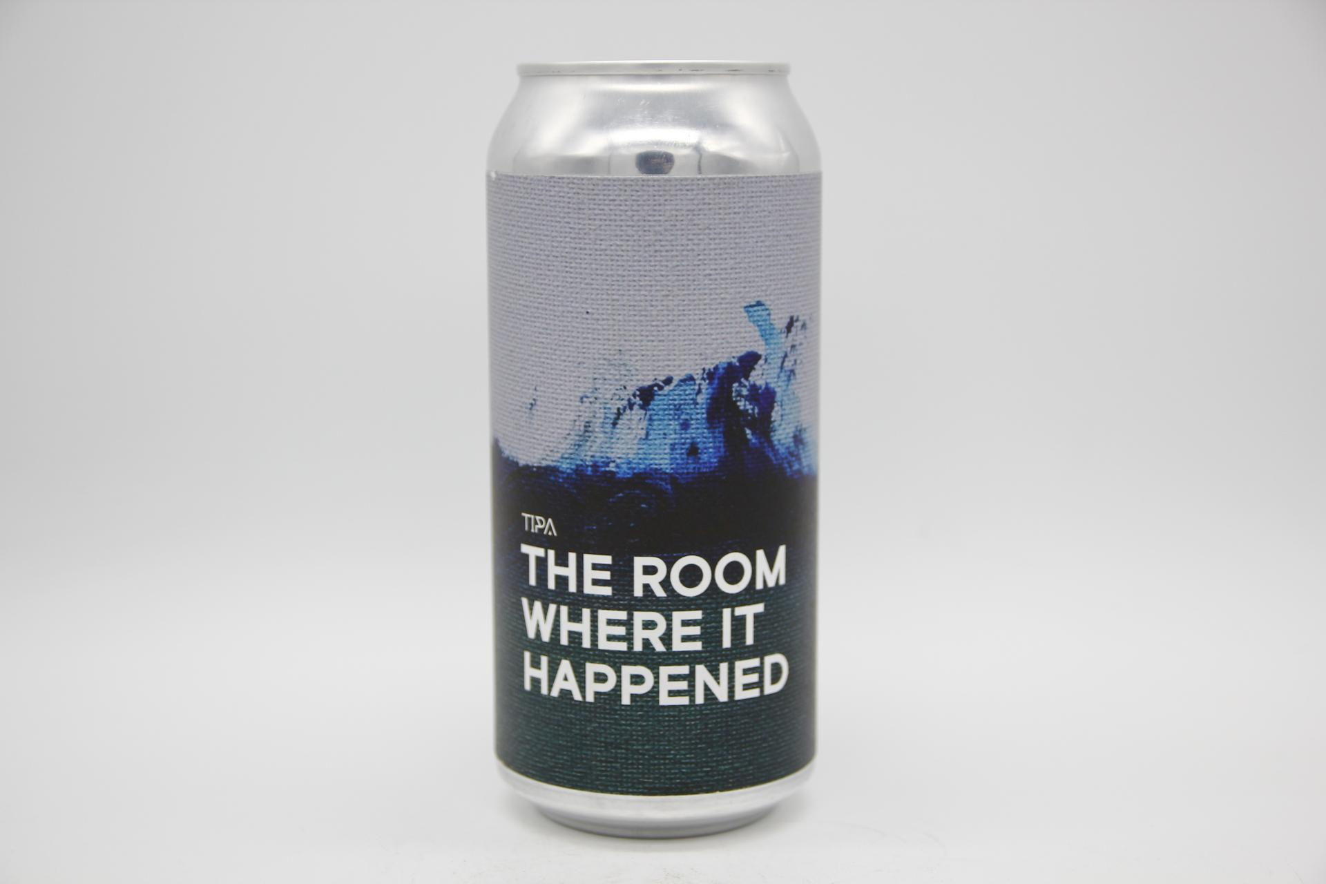 BOUNDARY - THE ROOM WHERE IT HAPPENED 44cl