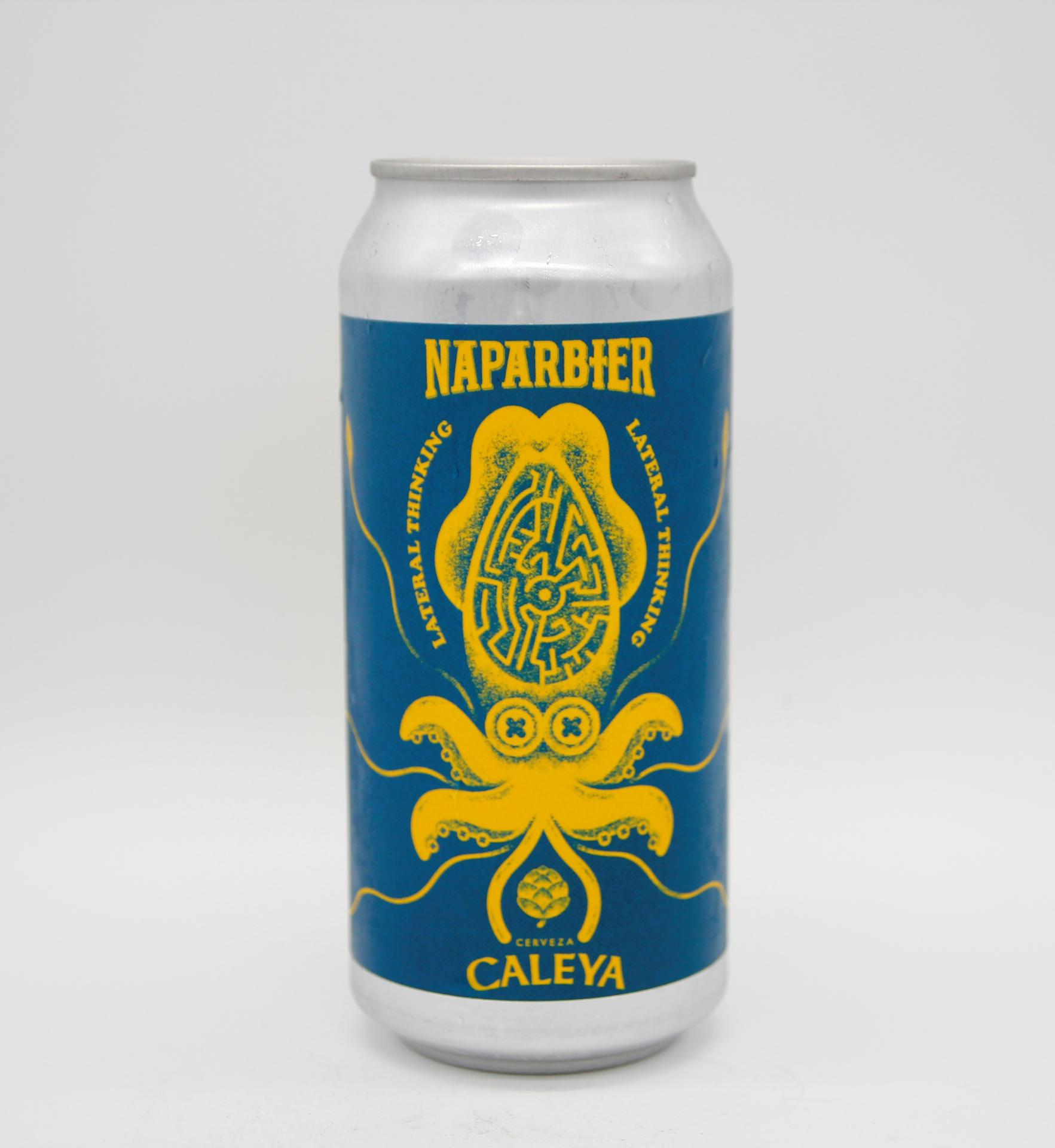NAPARBIER - LATERAL THINKING (wCALEYA) 44cl