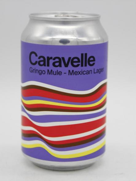 CARAVELLE - GRINGO MULE 33cl