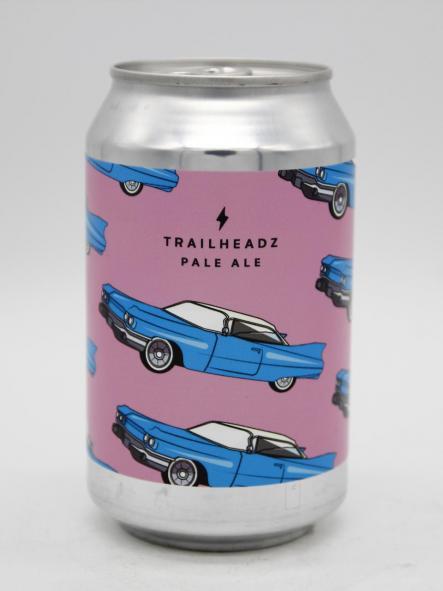 GARAGE BEER - TRAILDHEADZ 33cl