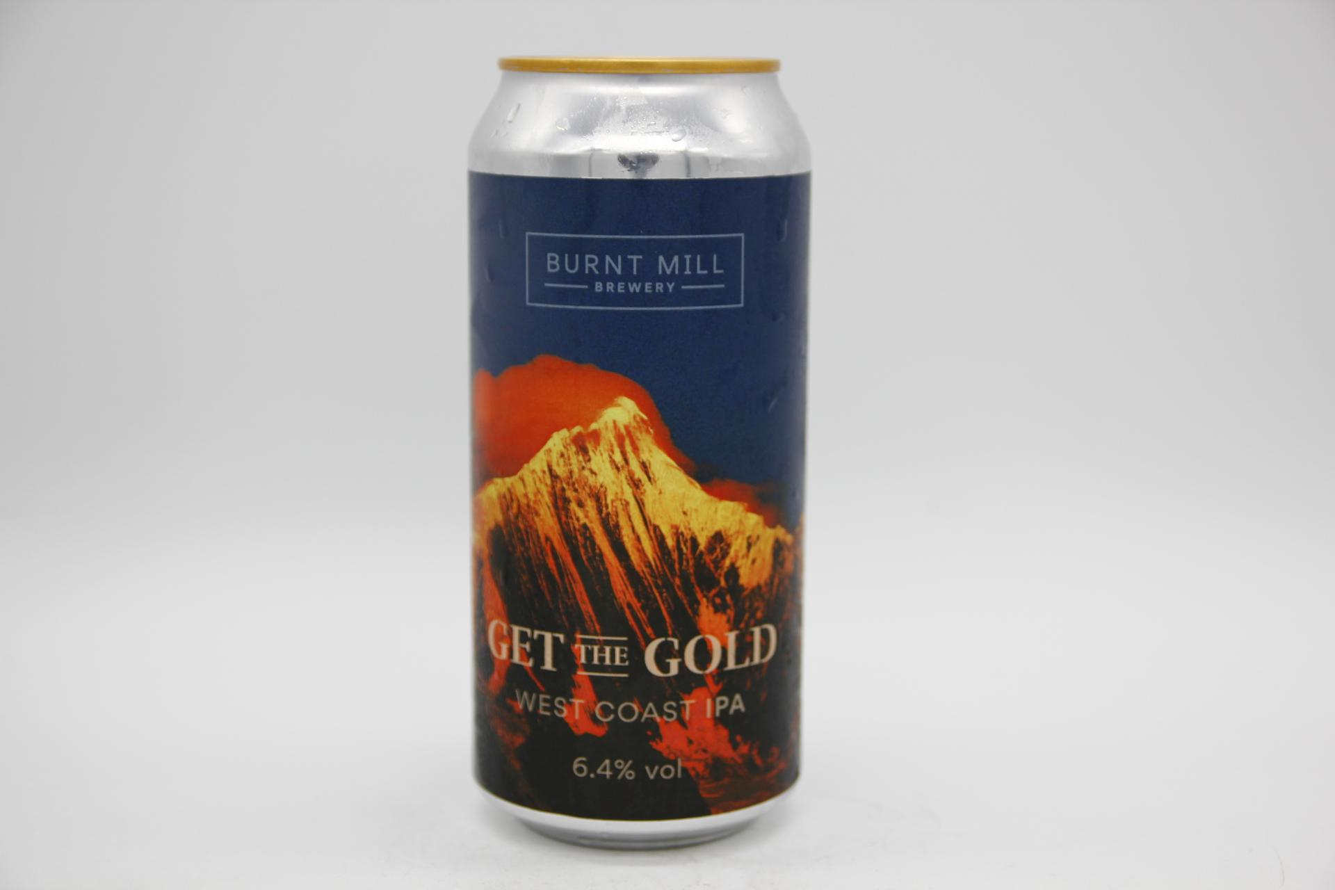 BURNT MILL - GET THE GOLD 44cl