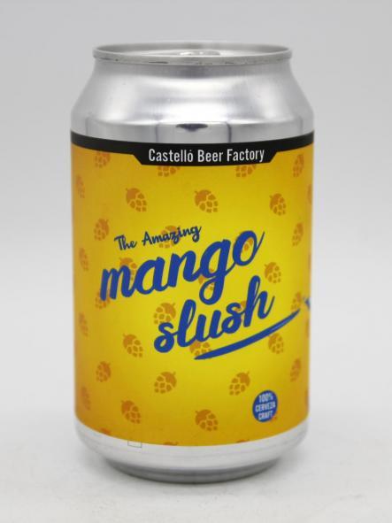 CASTELLÓ BEER FACTORY - MANGO SLUSH 33cl [0]