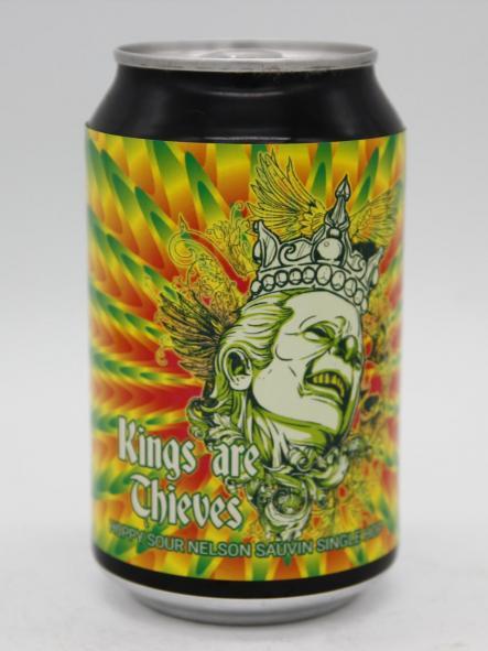 LA CALAVERA - KINGS ARE THIEVES 33cl