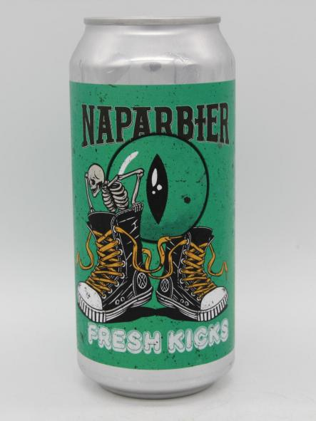 NAPARBIER -  FRESH KICKS 44cl