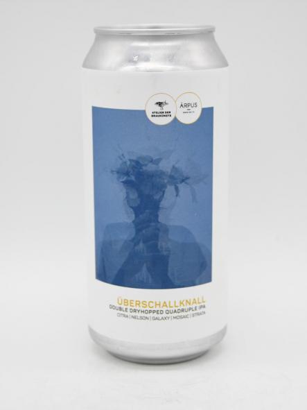 ATELIER (w/Arpus Brewing) - UBERSCHALLKNALL 44cl