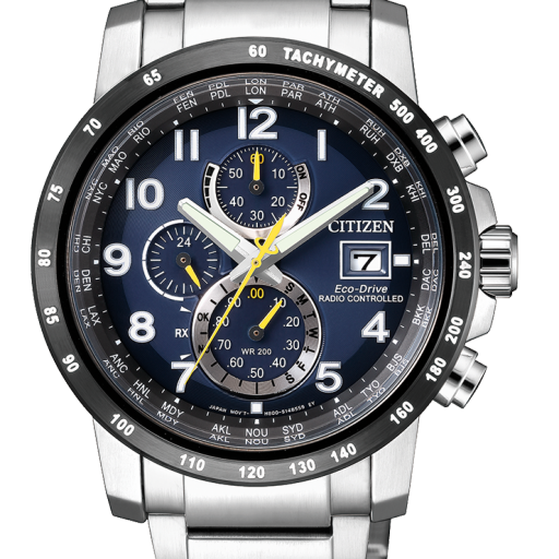CITIZEN AT8124-91L RADIOCONTROLADO