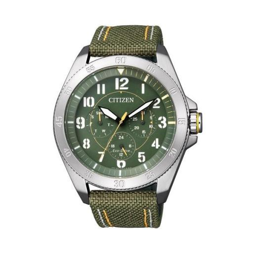 CITIZEN BU2030-09W MILITARY 2015