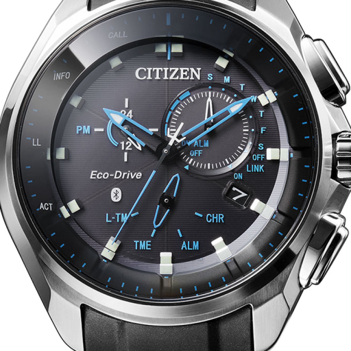 CITIZEN AMAZON BLUETOOTH BZ1020-14E W770