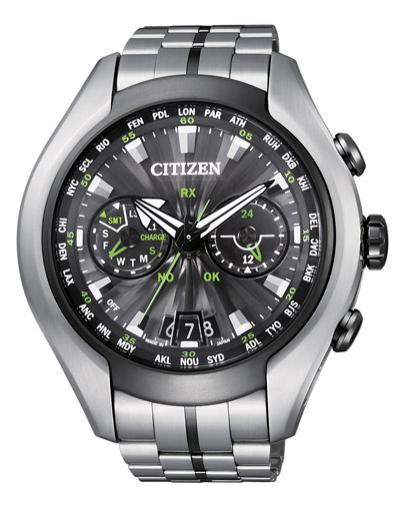 CITIZEN SATELLITE WAVE-AIR CC1054-56E