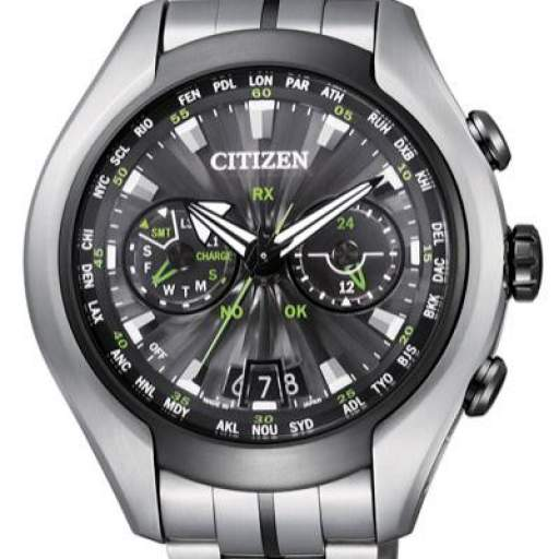 CITIZEN SATELLITE WAVE-AIR CC1054-56E [0]