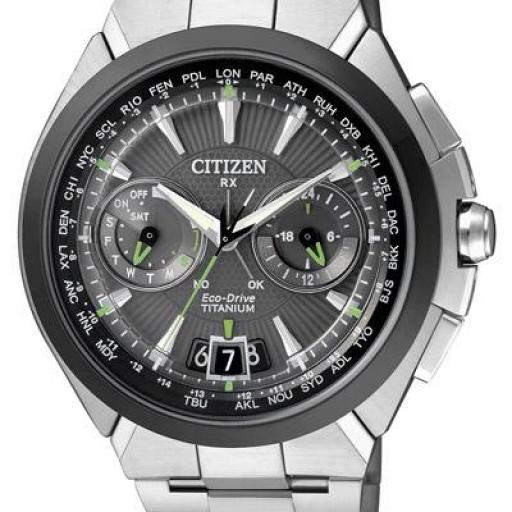 CITIZEN SATELLITE WAVE H950  CC1084-55E [0]