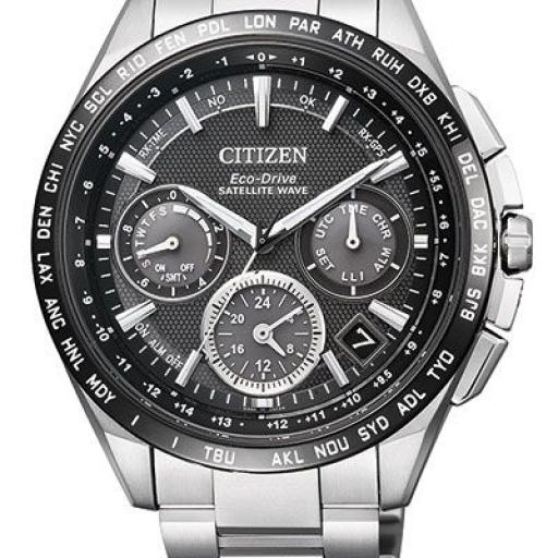 CITIZEN CC9015-54E SATELLITE WAVE