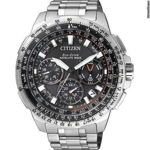 CITIZEN CC9020-54E SATELITE WAVE