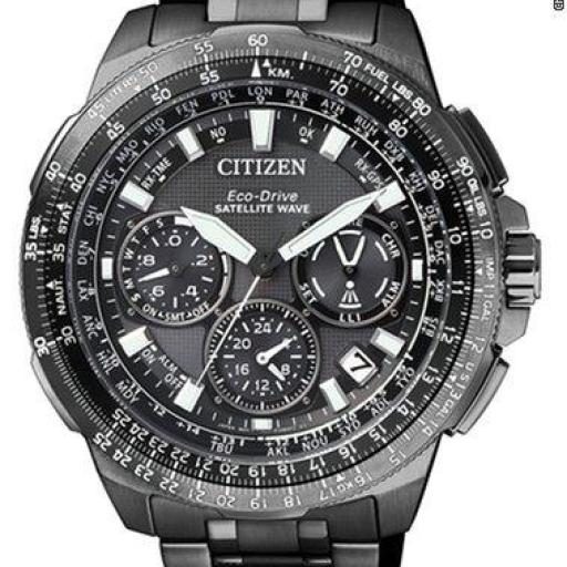 CITIZEN CC9025-51E SATELITE WAVE