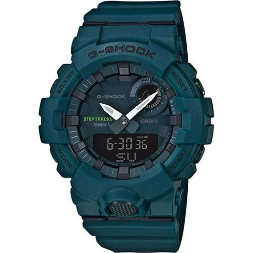 BLUETOOTH GBA-800-3AER G-SHOCK