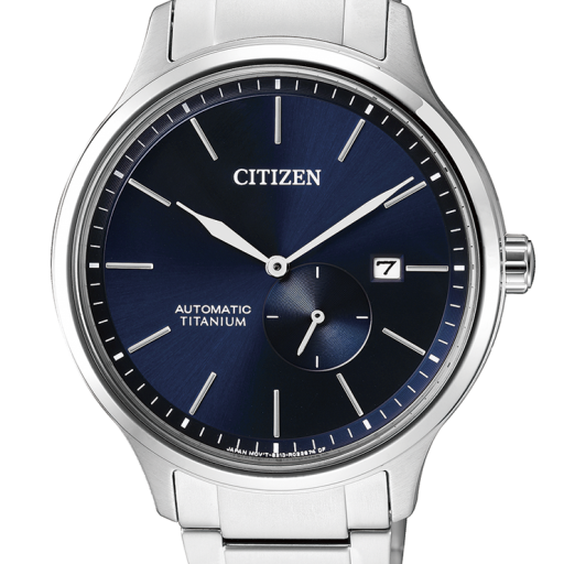 NJ0080-81L CITIZEN AUTOMATICO TITANIO