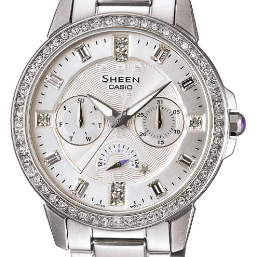 CASIO SHEEN SHE-3023D-7AER