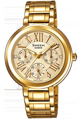 CASIO SHEEN SHE-3034-9AUER