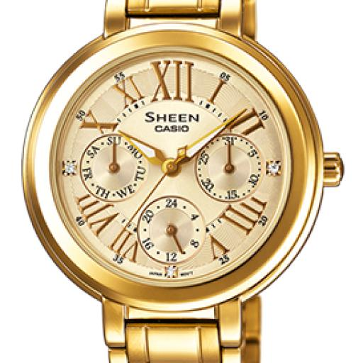 CASIO SHEEN SHE-3034-9AUER