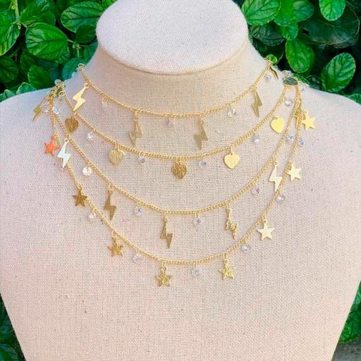 Collar Made in Mare