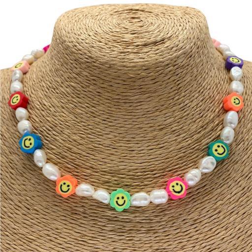 Collar Made in Mare - PERLAS