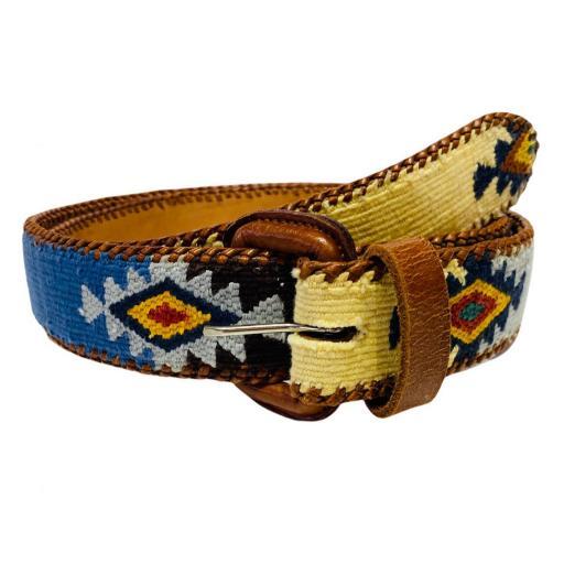 Cinturón hecho a mano - Talla 44