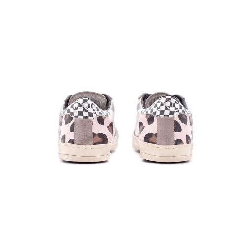 Rubrics Low Leopard Pink [3]