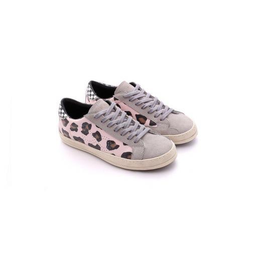 Rubrics Low Leopard Pink [1]