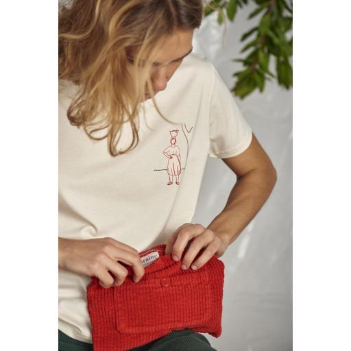 Clutch Karine - True red [1]
