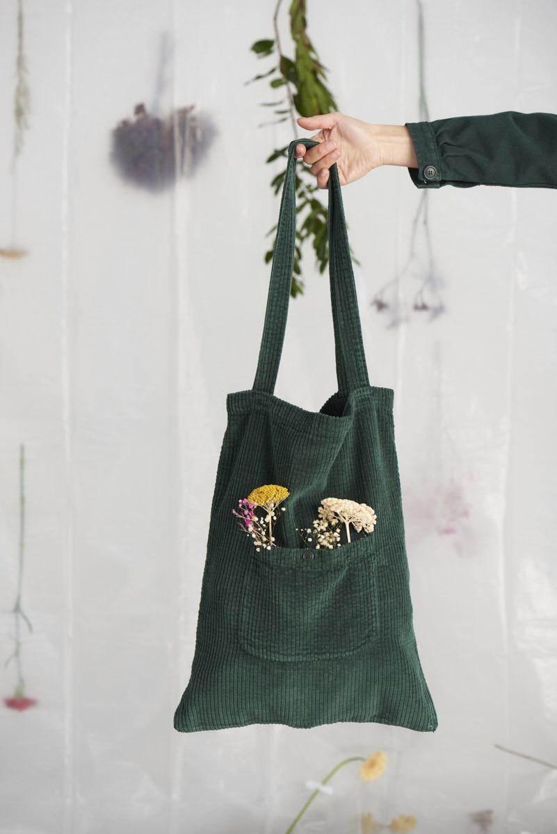 Bolso Marmotte - Verde oscuro