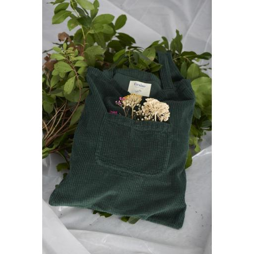 Bolso Marmotte - Verde oscuro [1]