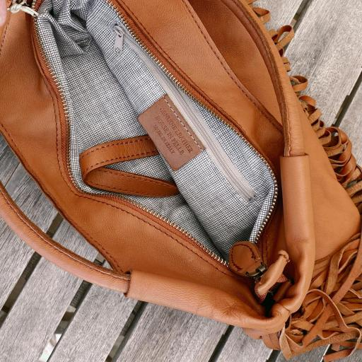 bolso cartera boho marrón [2]