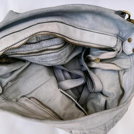 Bolso mano Cadiz  Azul [2]