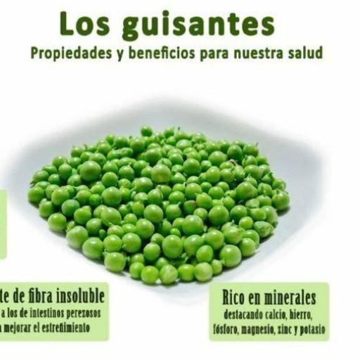 Proteína de guisante ecológica (80%) [3]