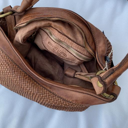 Bolso saco marrón [2]