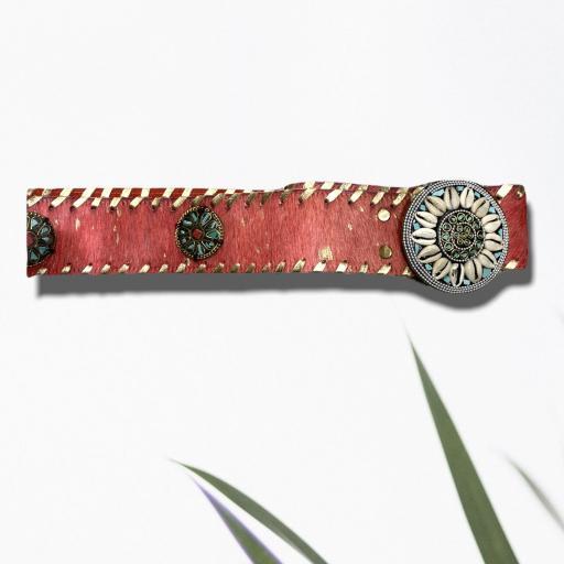 Cinturón color rojo [1]