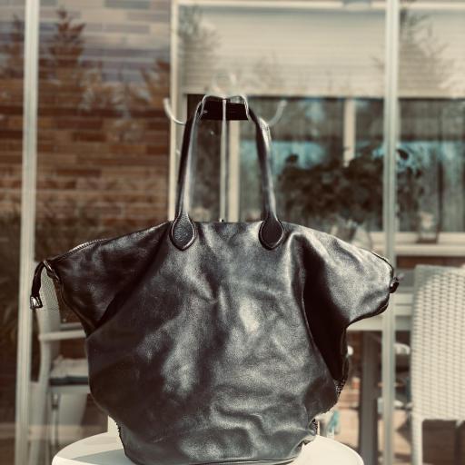 Bolso escamas negro [2]