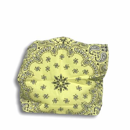 Bolso Bandana amarillo dulce [3]