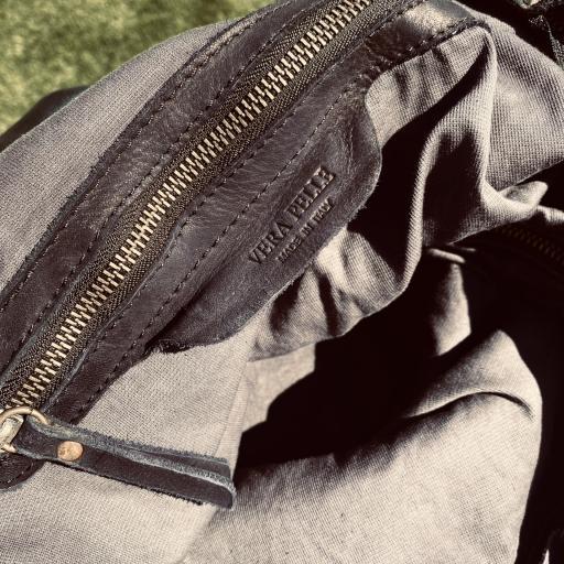 Bolso escamas negro [3]