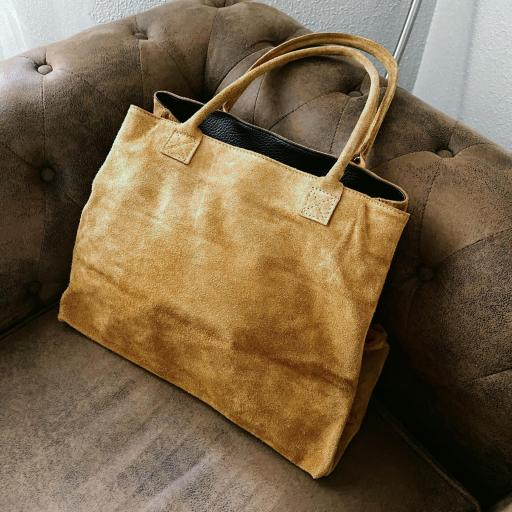 BOLSO FOREST CAMEL
