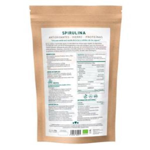 Spirulina en polvo ecológica [2]