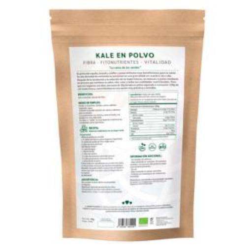 Kale en polvo ecológica [2]