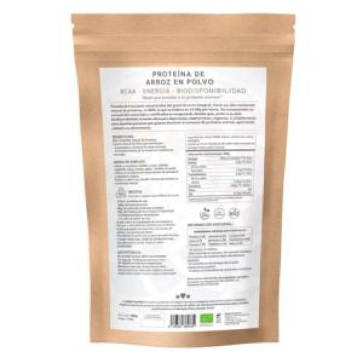 Proteína de Arroz ecológica (80%) [2]