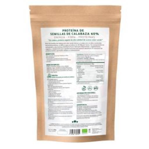 Proteína de Calabaza ecológica (60%) [2]