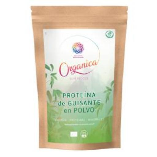 Proteína de guisante ecológica (80%) [1]