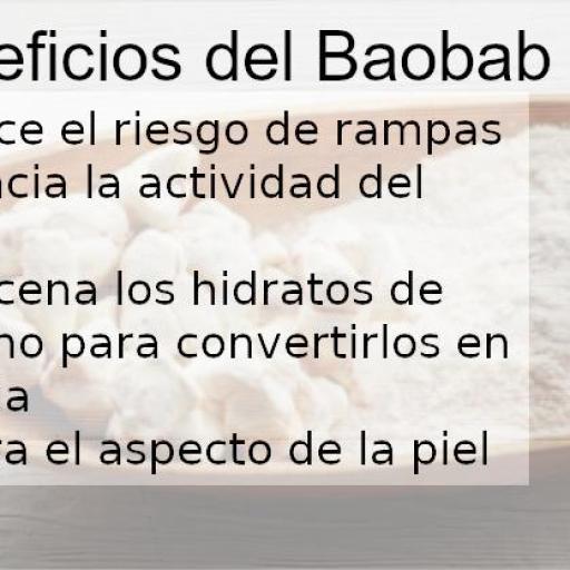 Baobab ecológico en polvo [3]