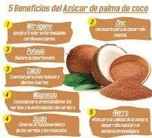 Azúcar de coco ecológico [3]