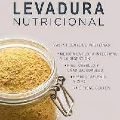 Levadura nutricional +B12 [3]
