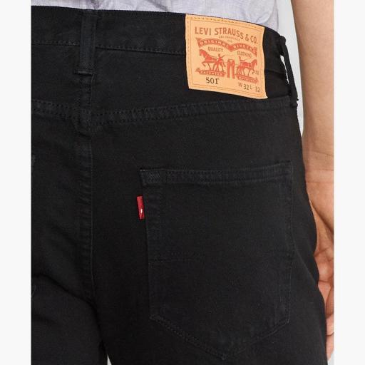 Levi's® 501 The Original, 00501 0165 Black [1]